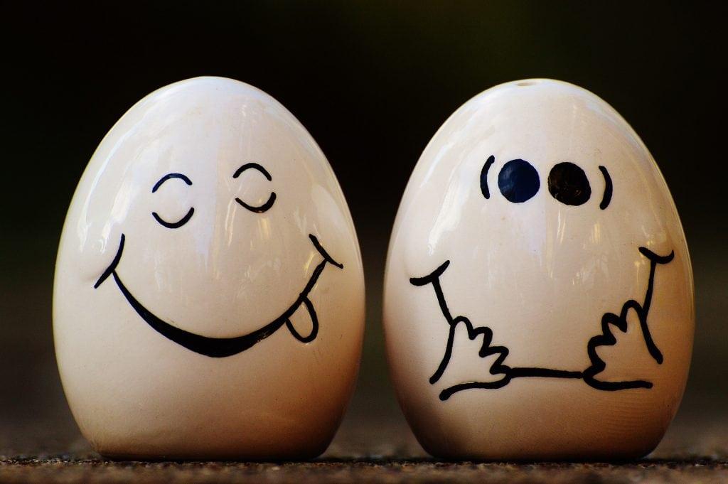 Hoe blij is jouw ei?