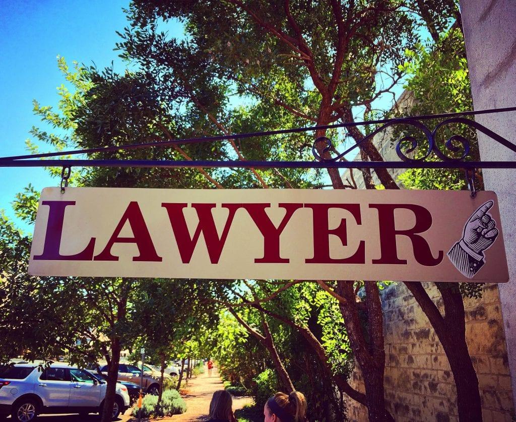 Als advocaten niet meer nodig zouden zijn