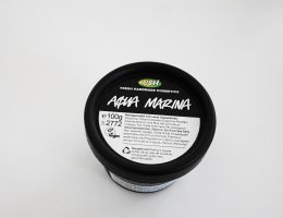 Review: Aqua Marina Cleanser – Lush