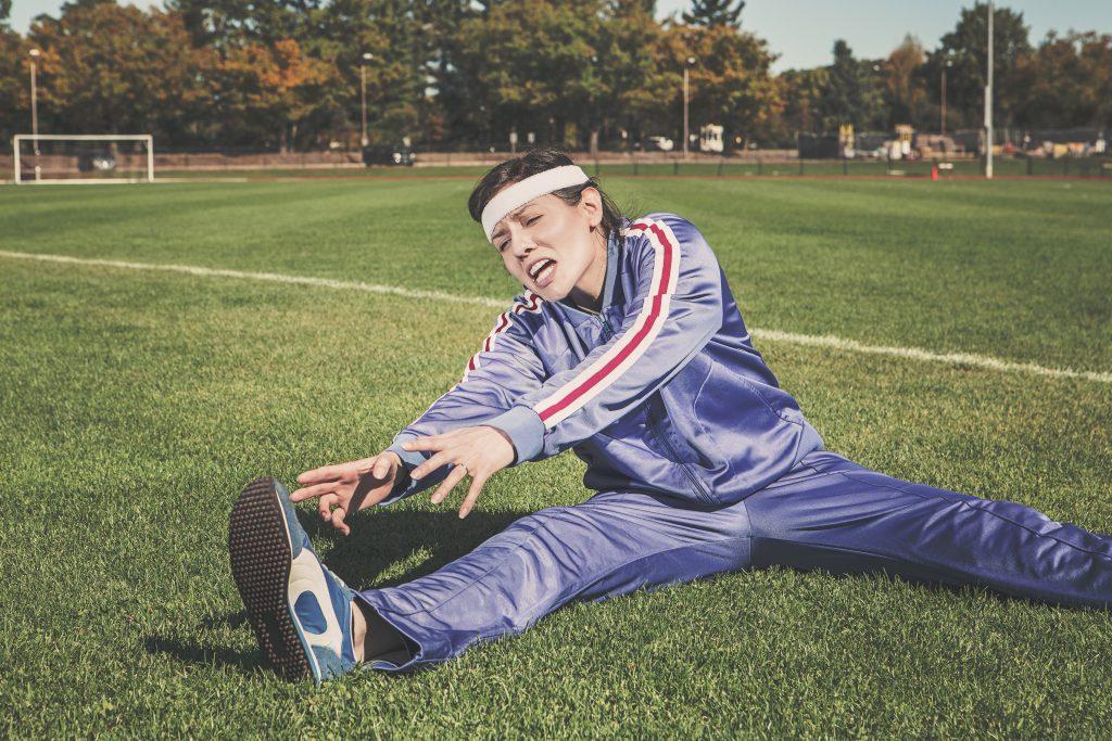 Moet je voor yoga lenig zijn