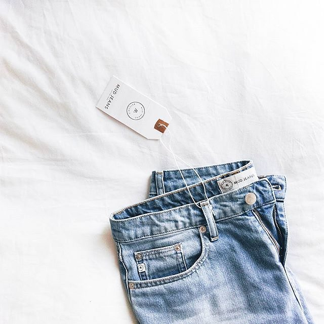 MUD JEANS  lease of recycle je jeans!
