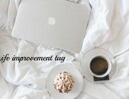 Life Improvement Tag: hoe ik mijn doelen probeer te bereiken