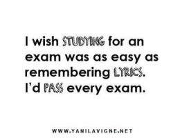 Examenstess!