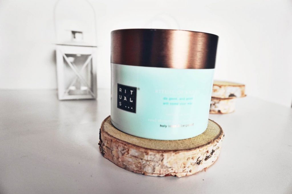 null 1 - The Rituals of Karma || Soul Shimmering Body Cream