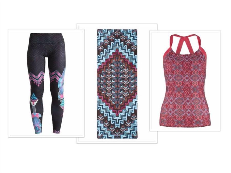 Collage prijzen pakket zalando - Zalando We Love Yoga + win een duurzame yogapakket (gesloten)