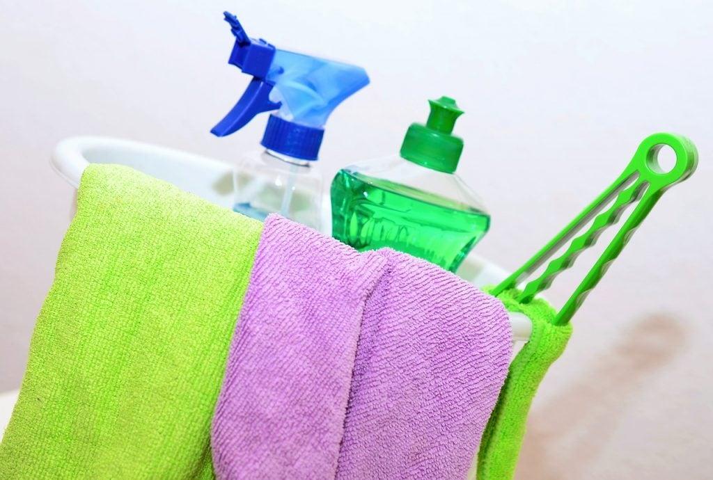 Over natuurlijke schoonmaakmiddelen