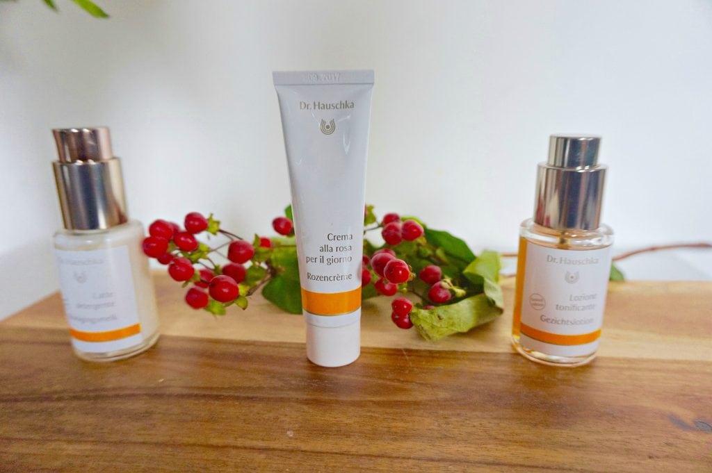 Review: Dr. Hauschka's rozen verzorgingsritueel