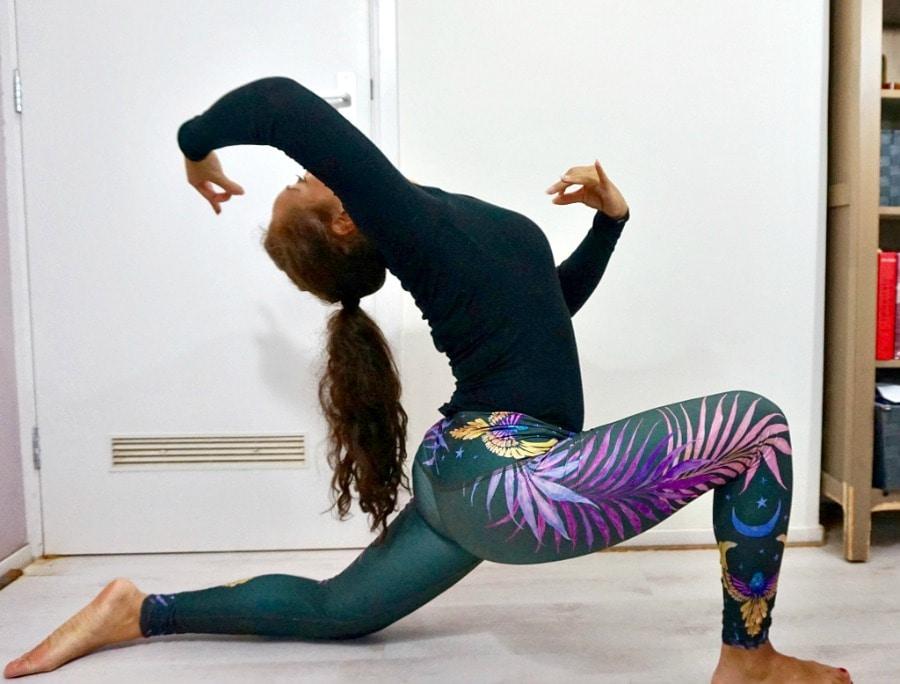 Yogakleding van plastic - Yogakleding van plastic