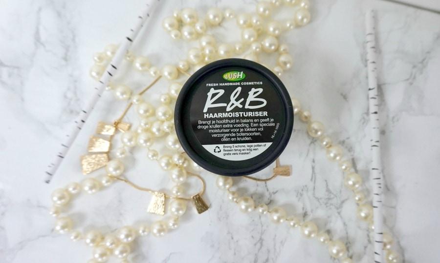 Review: Lush R&B moisturizer voor gekruld haar