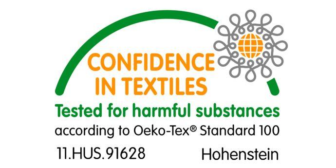 IB Sorona oeko tex - Kledingkeurmerken: welke zijn er en wat betekenen ze?