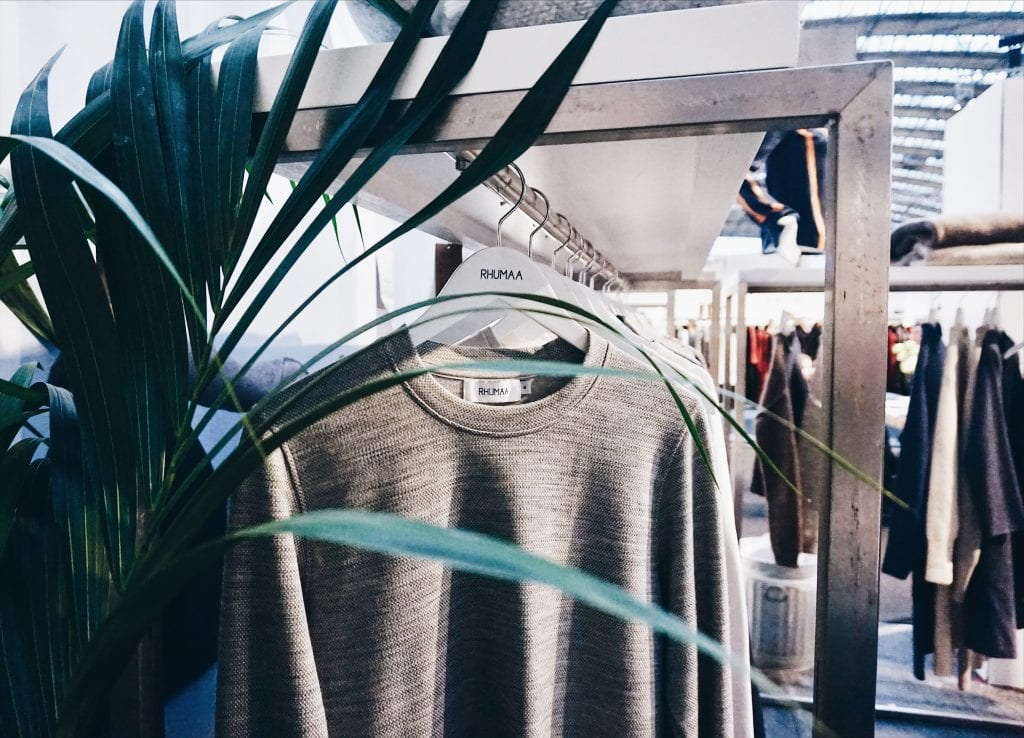 De reis van je kleding