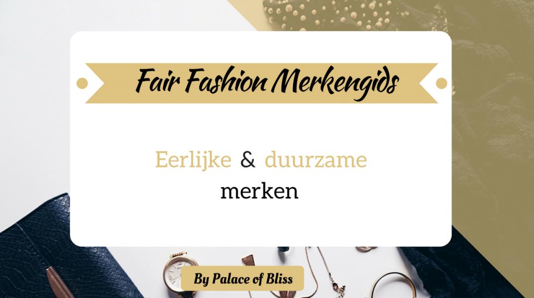 Op deze pagina vindt je een overzicht van merken die fair fashion, duurzame mode, eerlijke mode, sustainable fashion produceren.