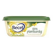 becel plantaardig - 7 x supermarktproducten die stiekem hartstikke vegan zijn!