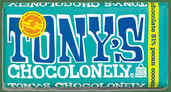 tony chocolonely - 7 x supermarktproducten die stiekem hartstikke vegan zijn!