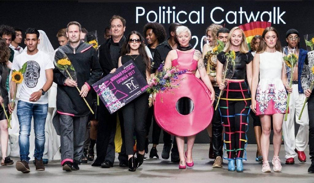 fullsizeoutput 1931 - Political Catwalk | Jongeren en politici vinden elkaar op de catwalk