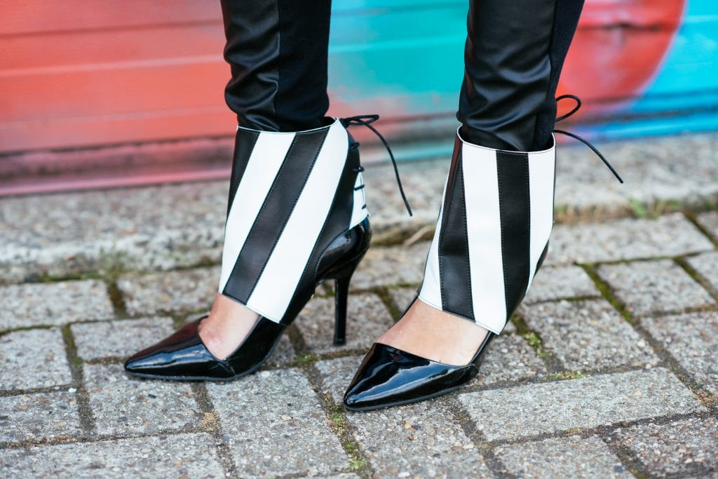 Hailey 13 - Fair fashion outfit || handgemaakte blazer & Molinis schoenaccessoire
