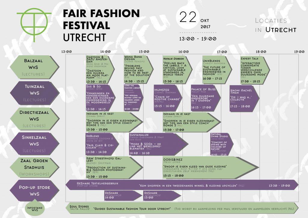 Yes! Het Fair Fashion Festival Utrecht komt er aan + nog een lezing van mij + de onthulling van mijn eerste groene product!