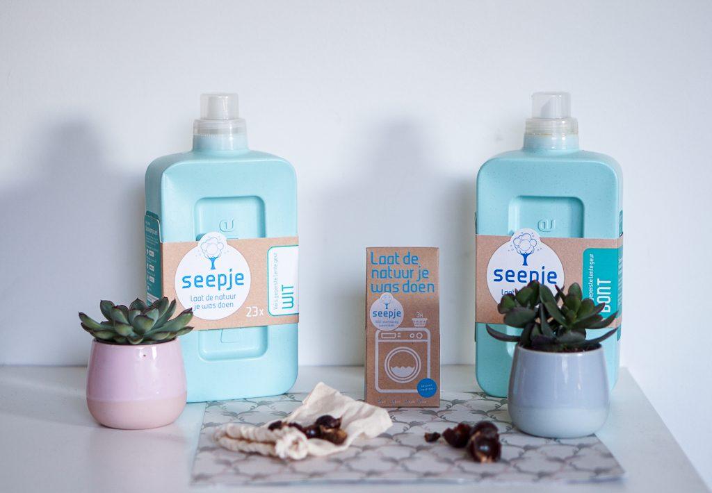 Duurzaam wassen met Seepje