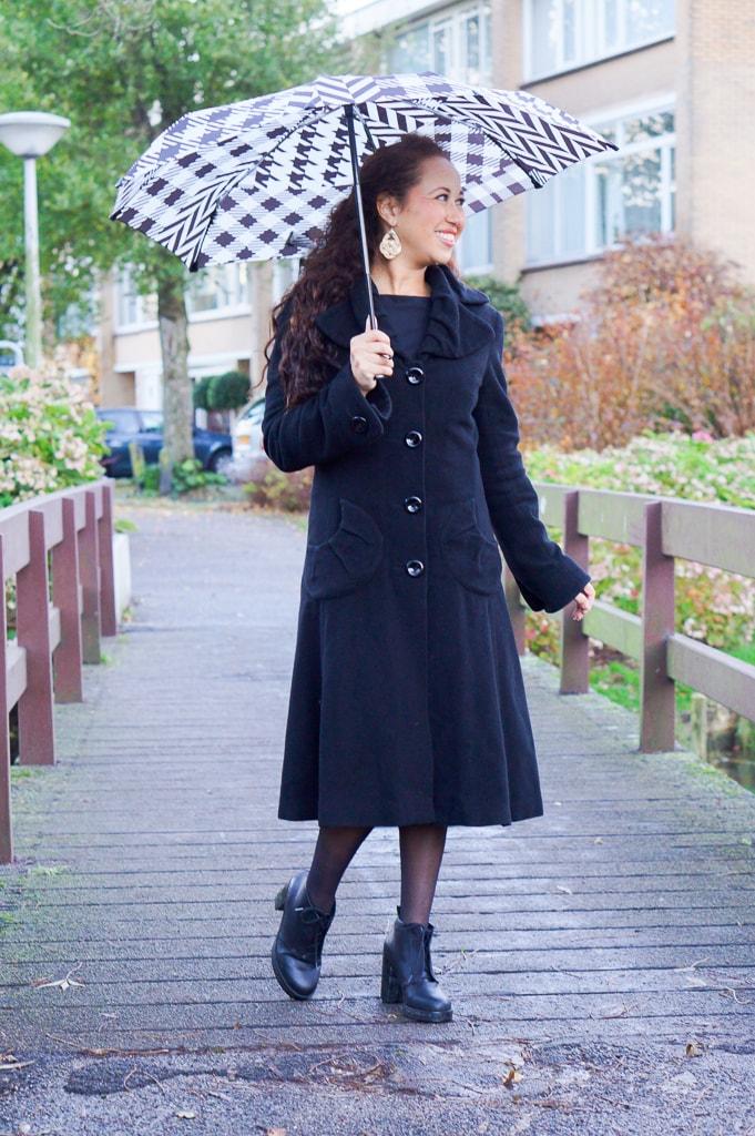 Nooit meer een nieuwe paraplu kopen met de storm paraplu van Senz