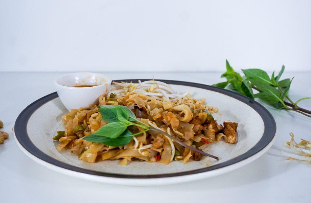 Recept vegan Pad Thai vegan Thaise pindasaus 4 1024x670 - Recept | vegan Pad Thai & vegan Thaise pindasaus