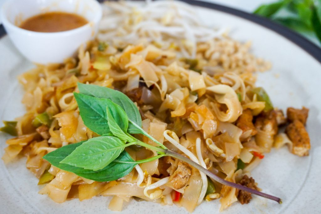 Recept vegan Pad Thai vegan Thaise pindasaus 5 1024x684 - Recept | vegan Pad Thai & vegan Thaise pindasaus