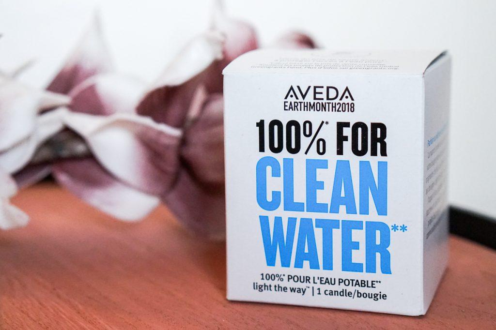 DSC04328 - Schoon drinkwater voor iedereen met de Light The Way Kaars van Aveda