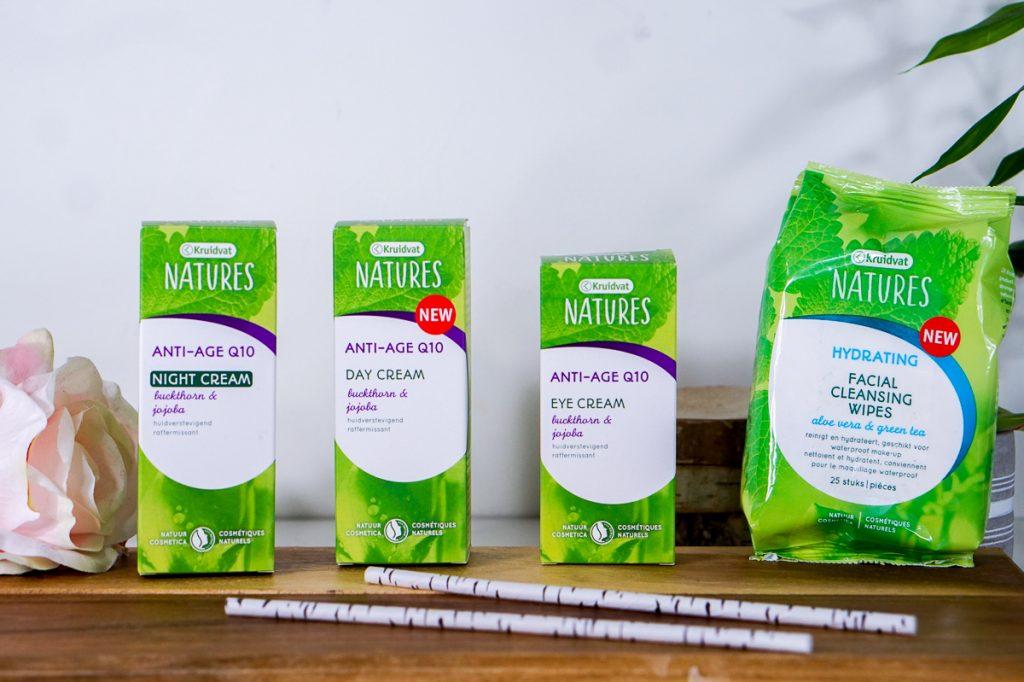 NIEUW | vegan & natuurlijke huidverzorging van Kruidvat + winactie