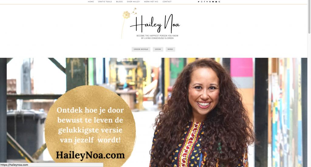 palaceofbliss.nl wordt Haileynoa.com