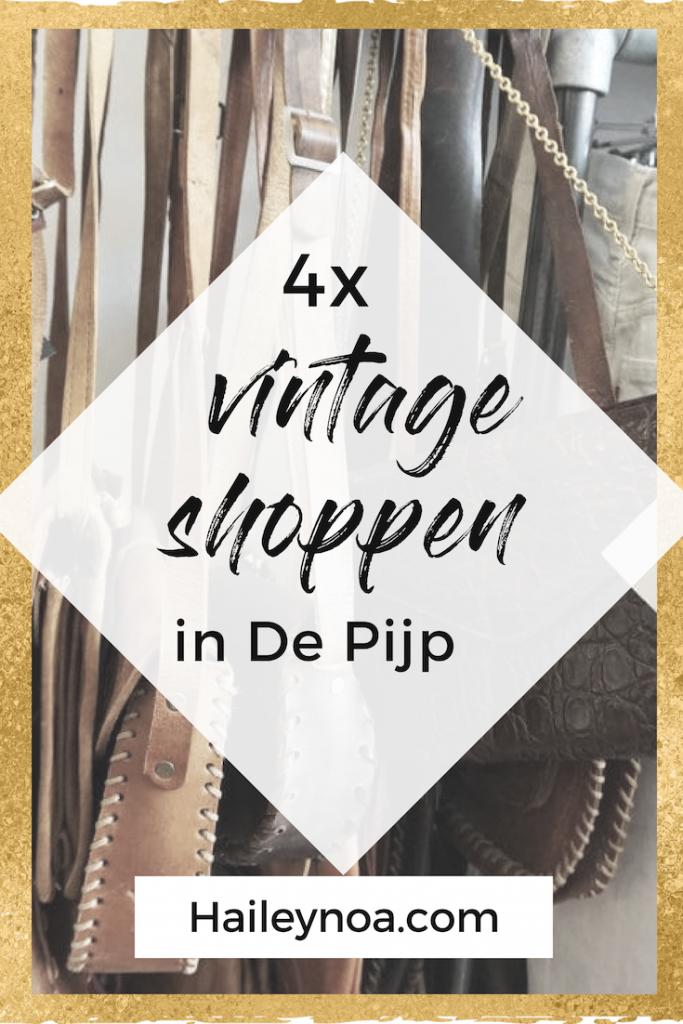 4x vintage shoppen in de pijp 2 - 4x vintage shops in Amsterdamse (De Pijp)