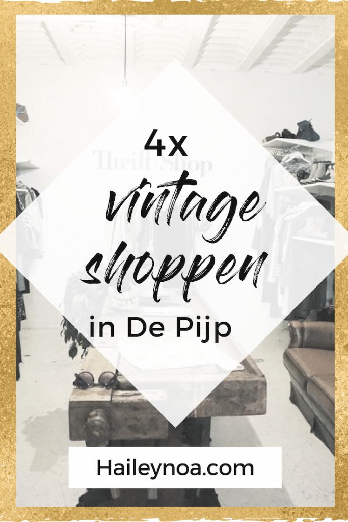 4x vintage shoppen in de pijp - 4x vintage shops in Amsterdamse (De Pijp)