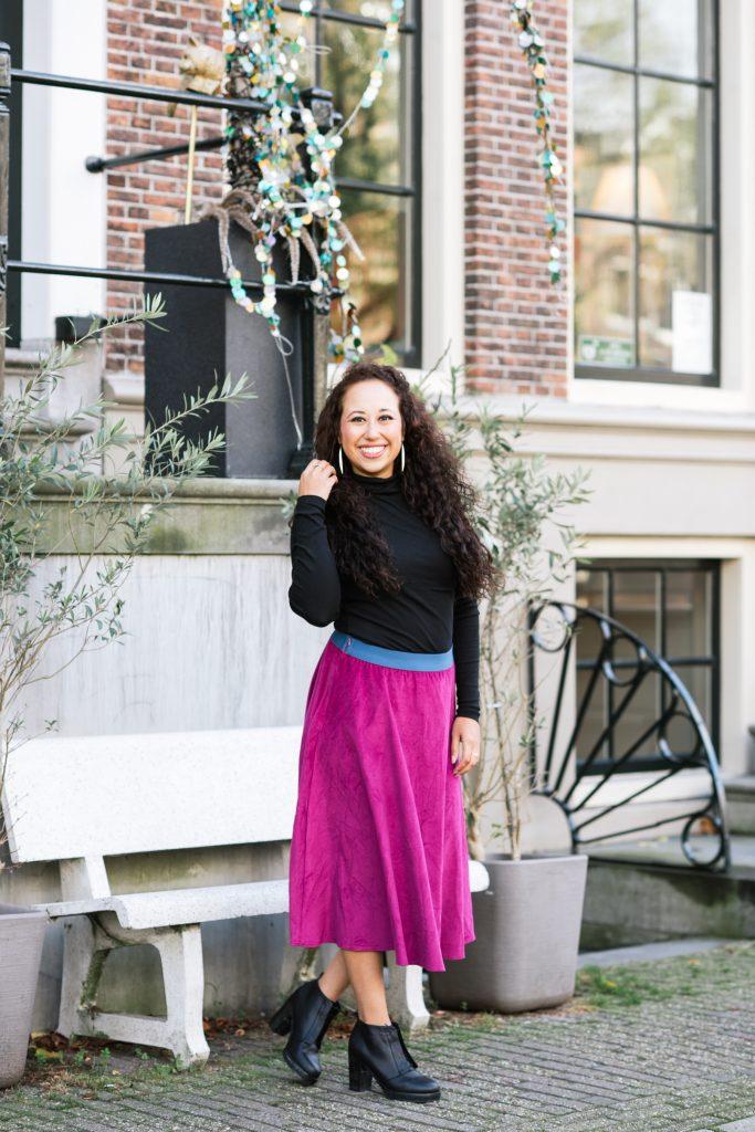 In deze fair fashion outfit post toon ik je kleding van Matt & Nat, Solitude the Label, Julia Otilia, Lena the Fashion Library en H&M Conscious.