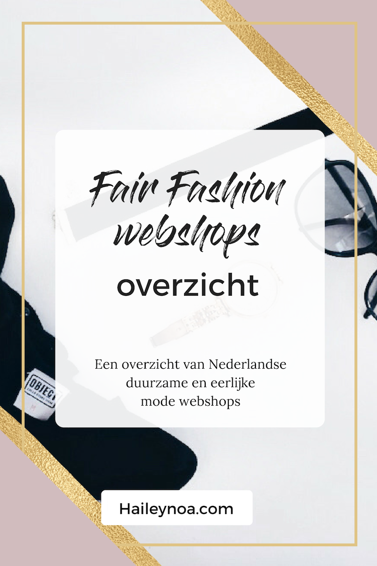 fair fashion webshops overzicht - Fair Fashion Gids