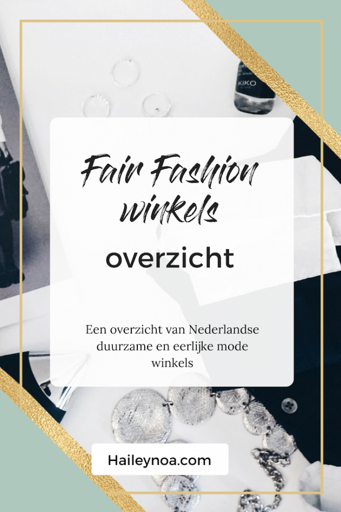 fair fashion winkels overzicht - Fair Fashion Gids