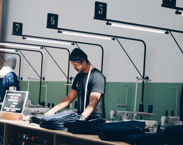 Ontdek de wereld van de duurzame jeans @ Denim City Amsterdam