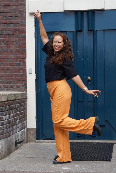 Fair fashion outfit van webshop watMooi + 20% KORTING!